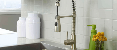 How Do I Clean And Care For The Kitchen Faucets