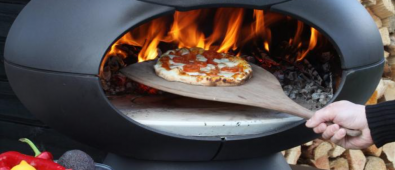 How To Clean The Wood-Fired Pizza Ovens