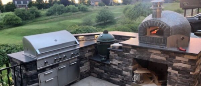 How Do I Build An Outdoor Pizza Oven